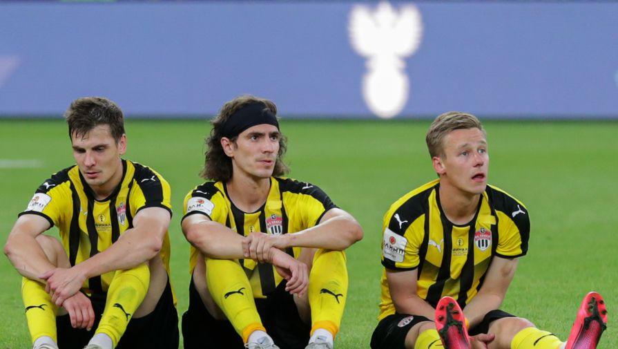 Игроки футбольного клуба «Химки»