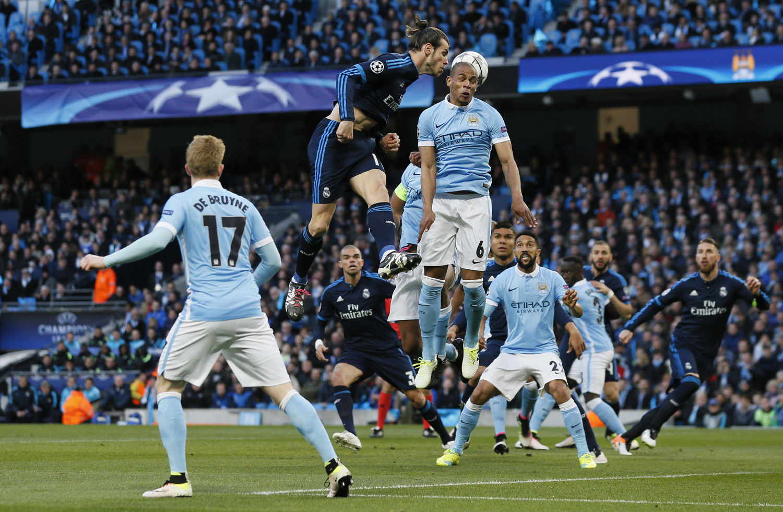 Манчестер сити реал 26 апреля 2016 футбол 1