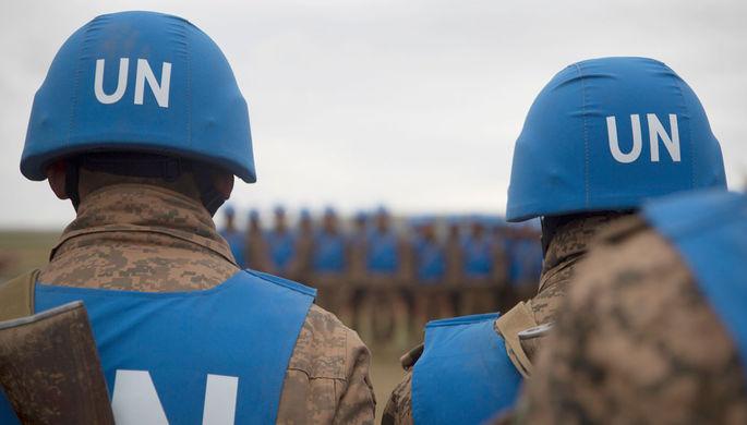 «Это плохая идея»: США собирают миротворцев для Донбасса