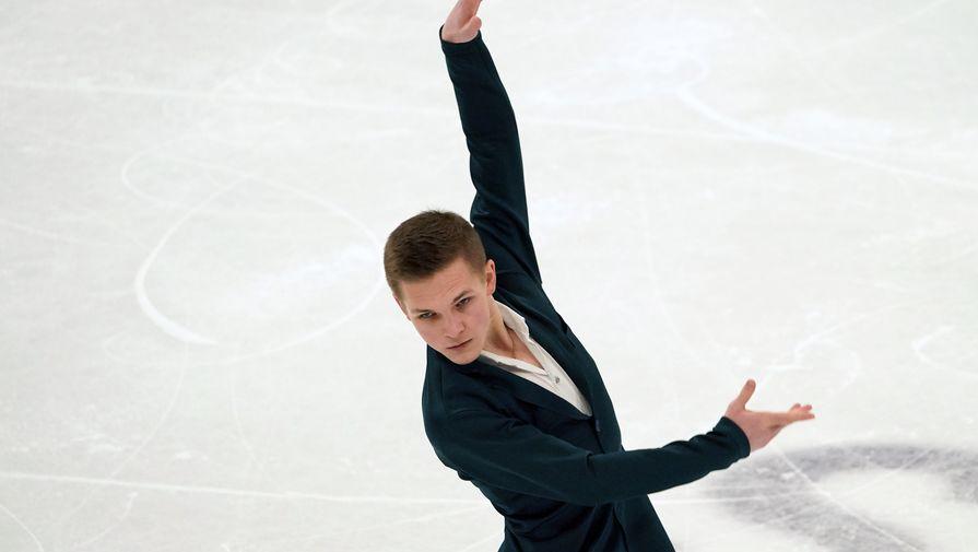 Российский фигурист Михаил Коляда