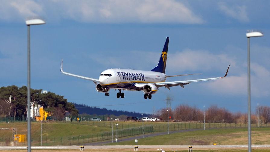 Россия поддержала расследование ИКАО по посадке самолета Ryanair