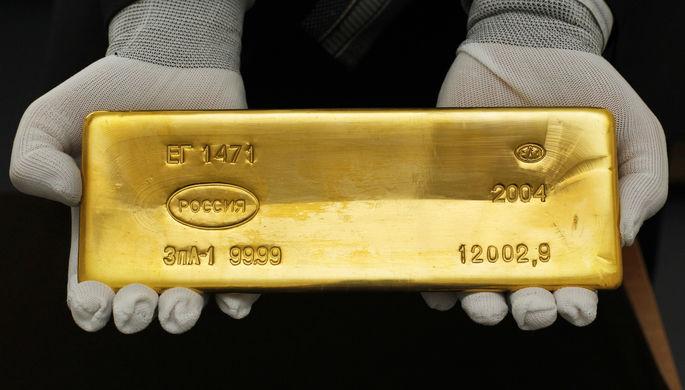 «Стратегический план»: золото вместо долларов