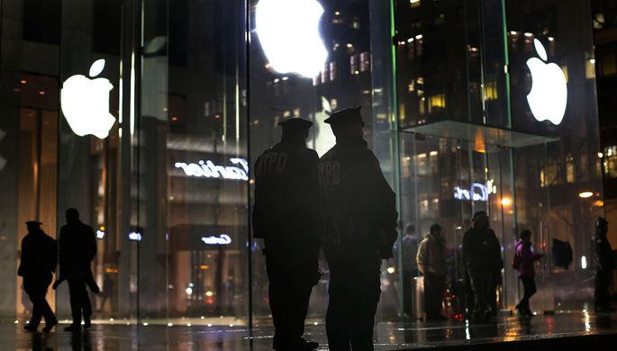 Все для слежки: Apple отказалась от шифрования из-за ФБР