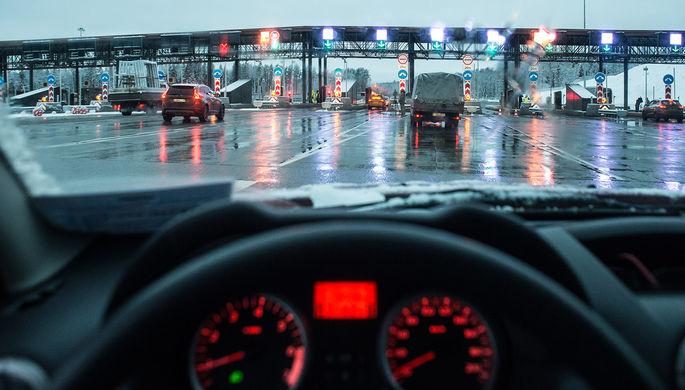 Дорога в Китай: средства на частную трассу возьмут из бюджета
