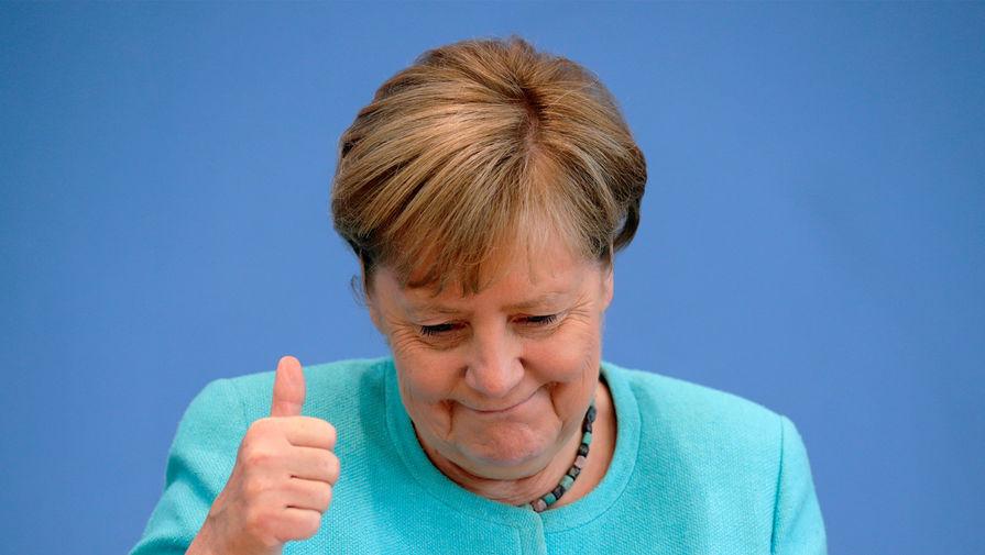Стали известны секретные подробности переговоров Меркель и России по газу