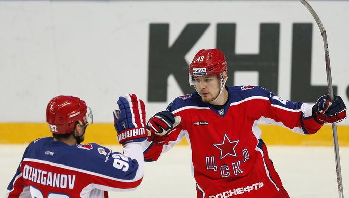 Валерий Ничушкин (справа) провел отличный матч