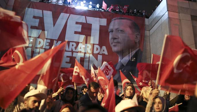 Эрдоган победил парламент