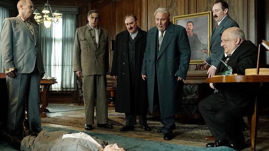 Режиссер «Смерти Сталина» прокомментировал отмену проката фильма в РФ