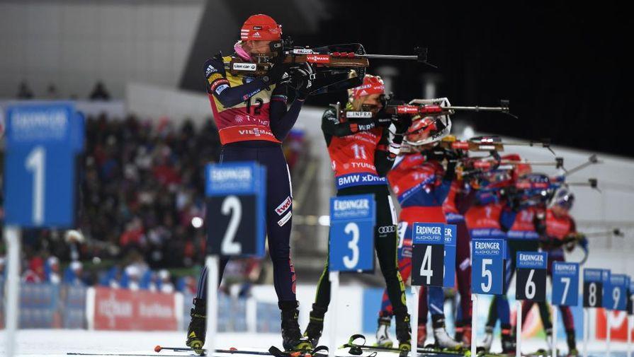 Васильев: IBU целенаправленно травит российских спортсменов