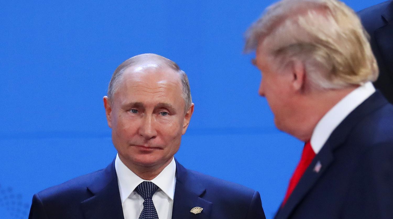 Foreign Policy: в Белом доме Трампа стали избегать слов о России