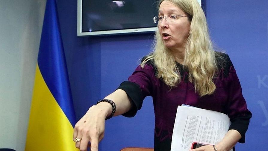 Супрун покинула Украину