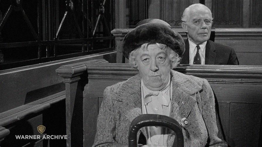 Кадр из фильма «Самое жуткое убийство» (1964)