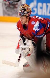 Семен Варламов в финальном матче чемпионата мира-2010 в Германии