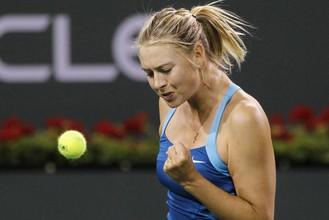 Мария Шарапова вышла в третий круг турнира в Индиан-Уэллсе