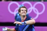 Энди Маррей привел британских болельщиков вэкстаз победой надРоджером Федерером вфинале теннисного турнира