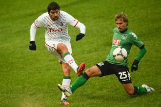 «Локомотив» провел результативный матч
