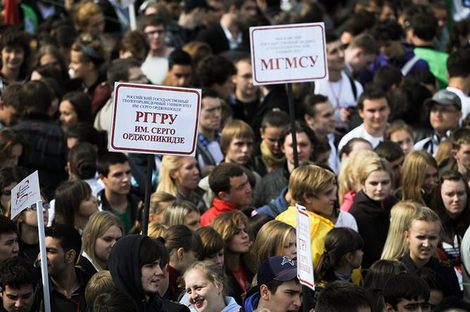 Чиновники все чаще недоумевают, зачем стране столько студентов