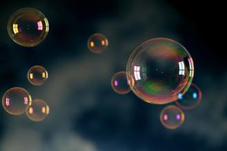 Судьба пузырей известна: тихо сдуться либо, что чаще, рвануть