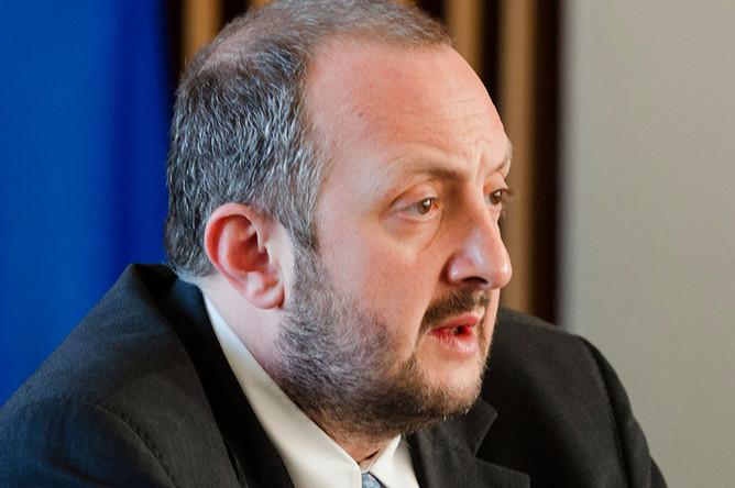 Георгий Маргвелашвили провел презентацию своей предвыборной программы