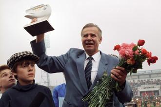 Лев Яшин — единственный вратарь, становившийся обладателем «Золотого мяча»