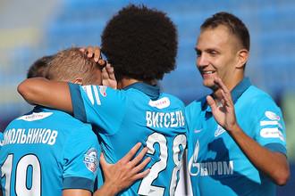 «Зенит» не встретил сопротивления в матче с московским «Торпедо»