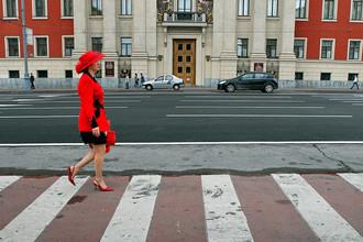 Москву захватят «зебры»