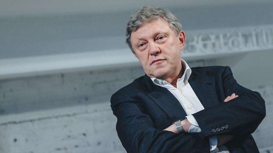Пресс-секретарь Явлинского назвал причину госпитализации политика