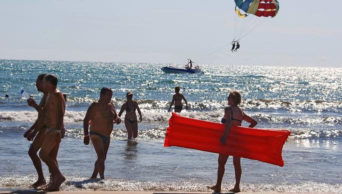 Опасности турецкого берега
