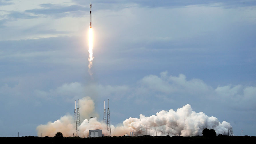SpaceX запустила ракеты со спутниками для сети Starlink