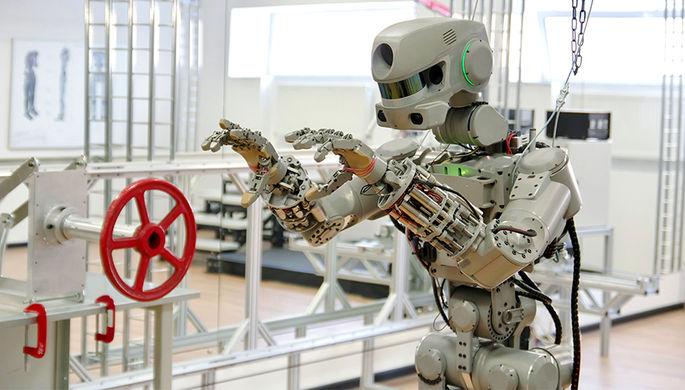 Робот «Федор» научился шутить и философствовать