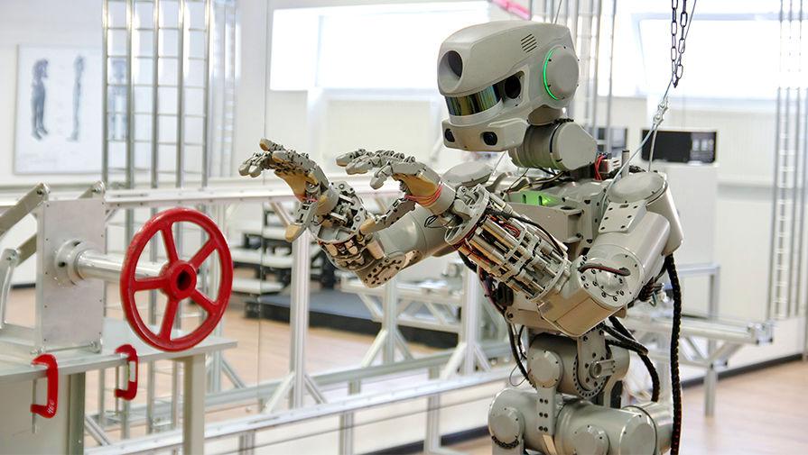 Названа дата отправления робота