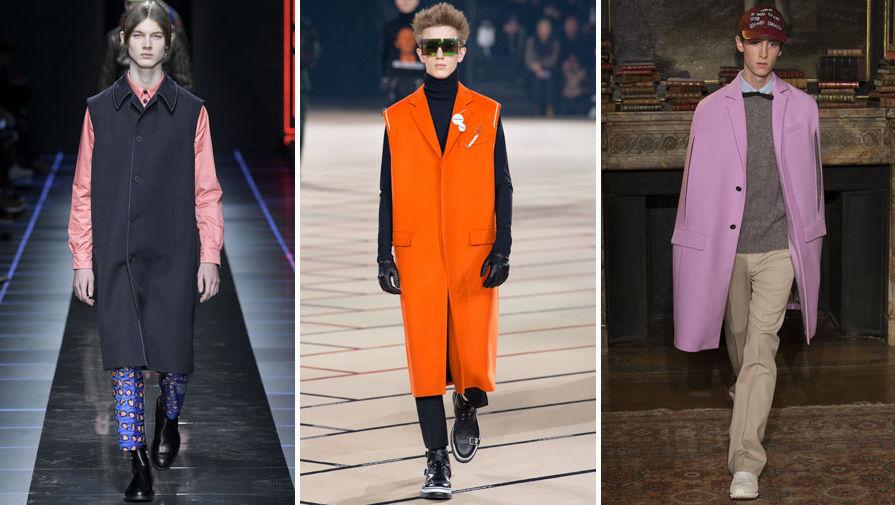 Fendi, Dior и Valentino