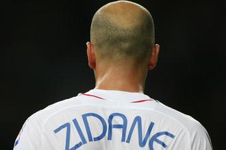 Зидан объявил о том, что покинет большой футбол, сразу же после окончания чемпионата мира 2006 года