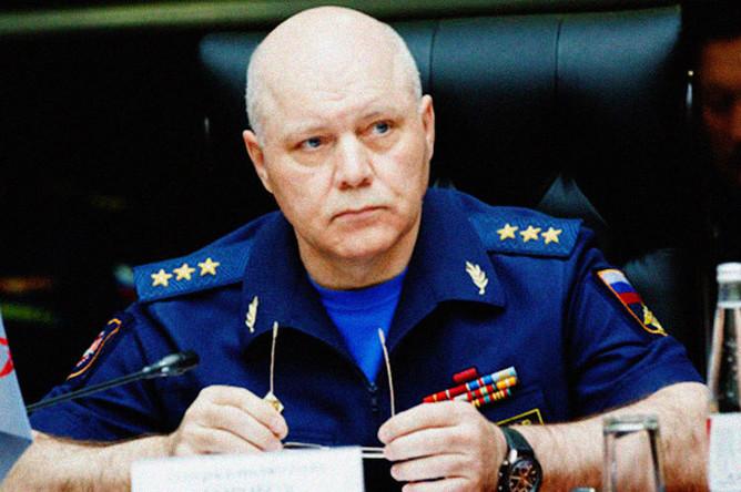 Начальник ГРУ Игорь Коробов