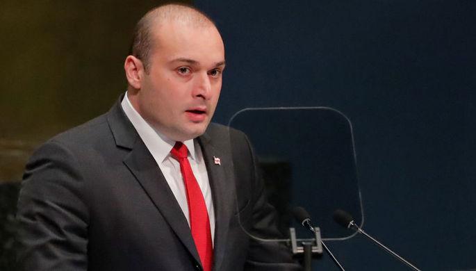 Торжество оппозиции? Премьер Грузии ушел в оставку