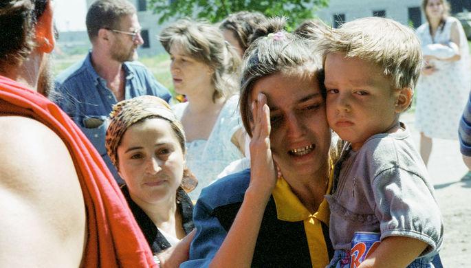 «Город горит, нас убивают»: 25 лет со дня теракта в Буденновске