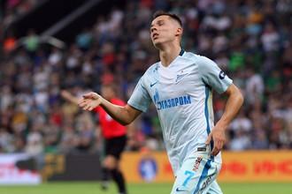 «Зенит» сыграет с «Реал Сосьедад»