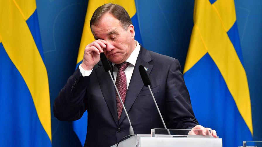 Премьер-министр Швеции уходит в отставку