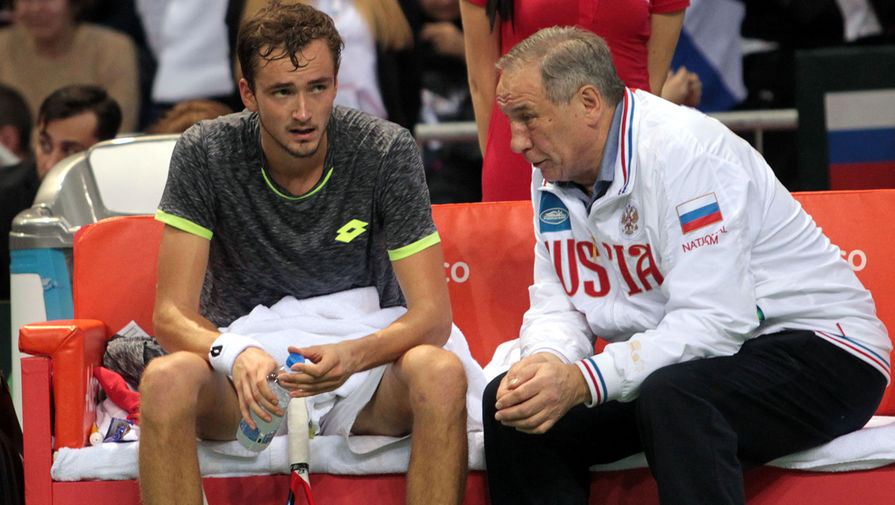 Тарпищев рассказал, что плевался от качества игры российских теннисистов в миксте
