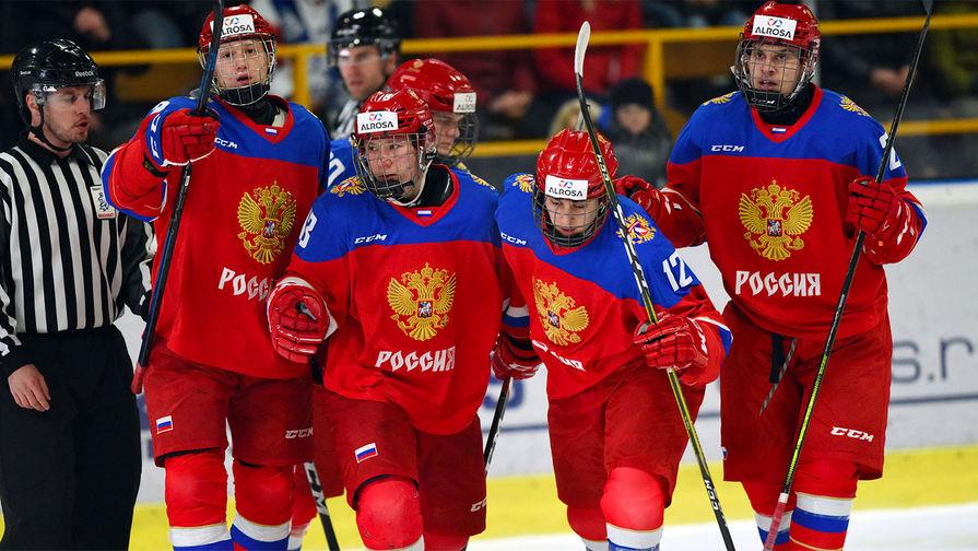 Появилось видео из раздевалки сборной России после победы над США
