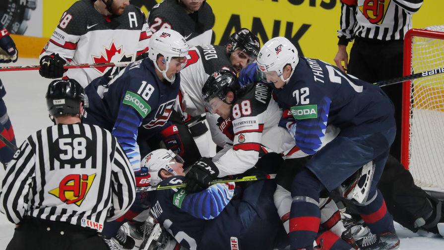Обидчики России - в финале ЧМ: Канада сенсационно победила США