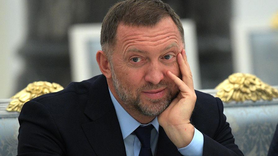 Основатель компании «Русал» Олег Дерипаска