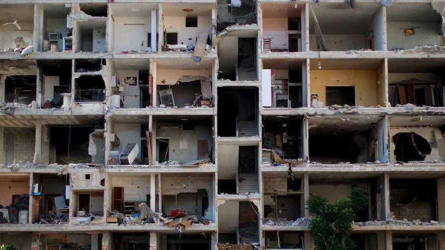 Нищета и разруха: кто оплатит реновацию Сирии