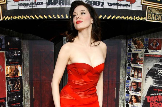 Роуз Макгоуэн, 2007 год