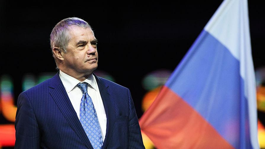 Заместитель председателя правления ПАО «Газпром» Александр Медведев