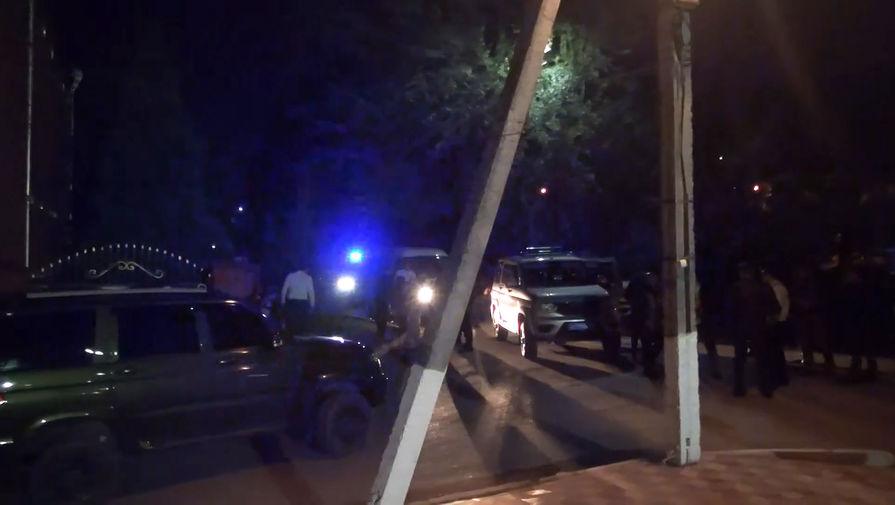 В Ингушетии ликвидировали двух боевиков, готовивших теракт в республике