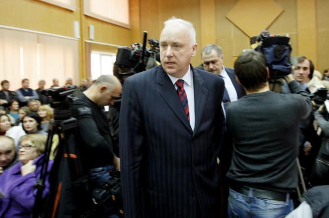 Бастрыкин подписал приказ о спецподразделении, которое займется расследованием преступлений полицейских