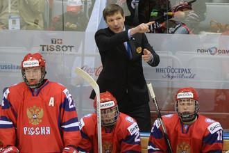 Игорь Кравчук остался недоволен некоторыми хоккеистами