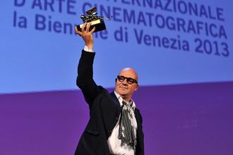«Золотой лев» 70-го Венецианского кинофестиваля достался итальянскому режиссеру Джанфранко Рози