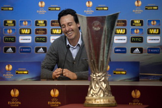 Главный тренер «Севильи» Унаи Эмери нацелился на победу в Лиге Европы